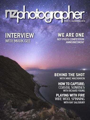 NZPhotographer – September 2018