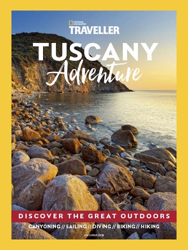 National Geographic Traveller UK Tuscany – October 2018