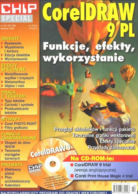 CorelDRAW 9 PL - CHIP Special