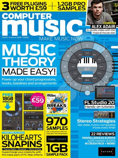 Computer Music – Autumn 2018
