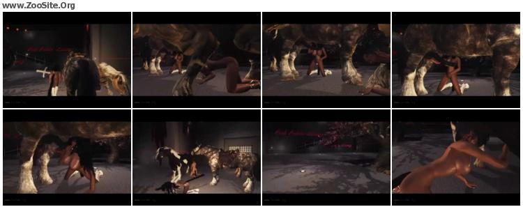 00f026745370123 - ZooSex Cartoon Animation Video 11 - Bestiality Porn Animation