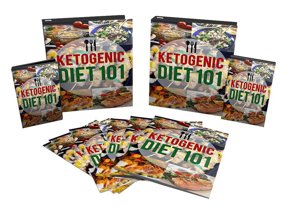 Ketogenic Diet 101 PLR