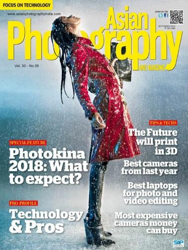 Asian Photography – September 2018