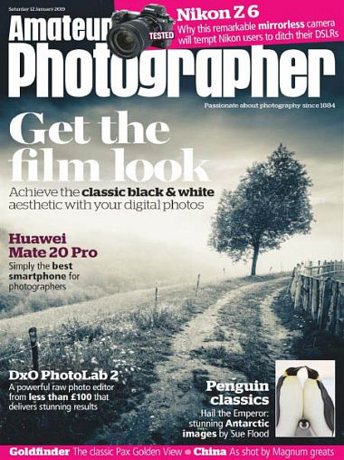 Amateur Photographer – 12 January 2019