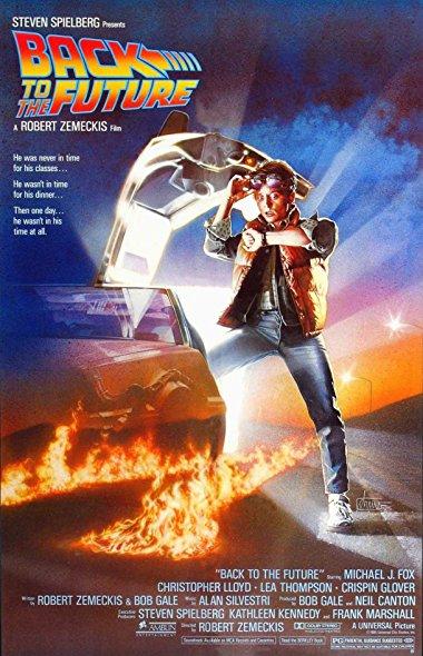 Back To The Future 1985 720p BluRay x264-AMIABLE