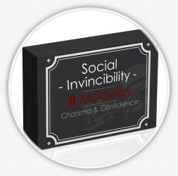 Socially Invincible - BARRON CRUZ