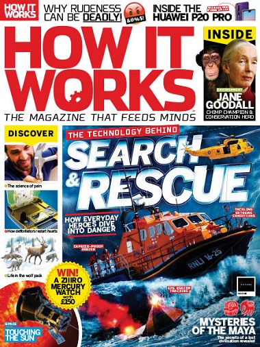 How It Works – Issue 116 2018