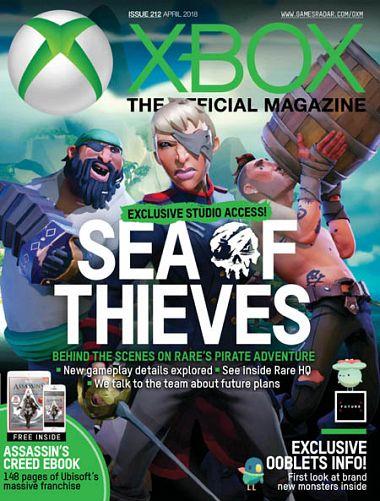 Official Xbox Magazine USA – April 2018