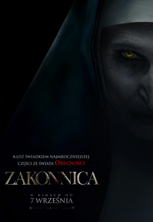 Zakonnica / The Nun (2018)  PL.480p.BRRip.AC3.Xvid-MR / Lektor PL