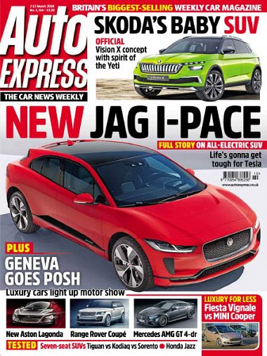 Auto Express – 7 March 2018
