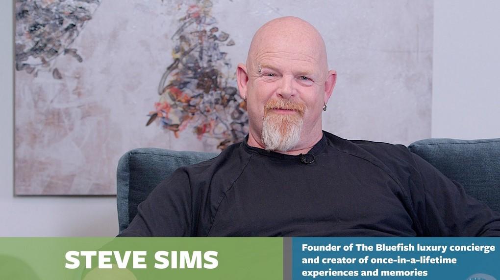 Inside the secret world of luxury - Steve Sims