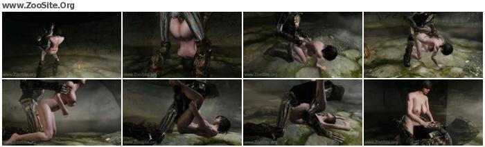 61feb4952482254 - Skyrim-Dungeons - Naughty Machinima 3 - Bestiality Porn Animation
