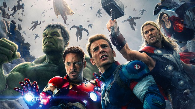 Top 5 films Marvel