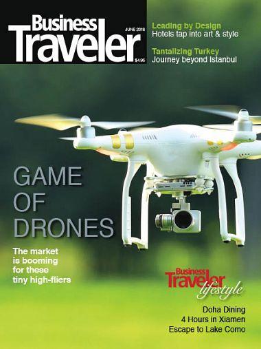 Business Traveler USA – June 2018