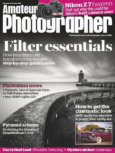 Amateur Photographer – 13 October 2018