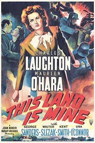 This Land is Mine 1943 DVDRip x264-HANDJOB