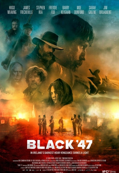 Black 47 (2018)  PL.BDRip.Xvid-KiT / Lektor PL