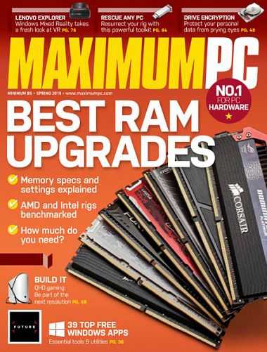 Maximum PC – April 2018