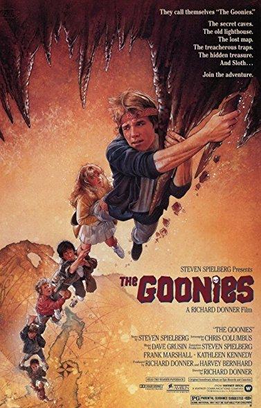The Goonies 1985 BluRay 1080p DD5 1 H265-d3g