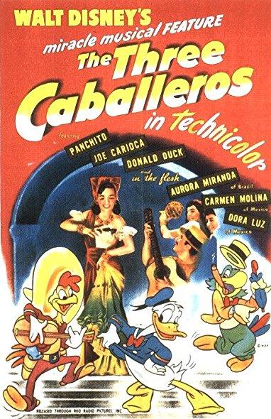 The Three Caballeros 1944 1080p WEBRip DD5 1 x264-NTb