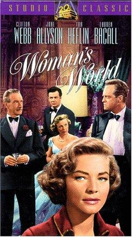 Woman's World 1954 DVDRip XViD