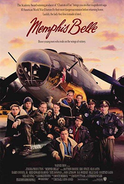 Memphis Belle 1990 BluRay 10Bit 1080p DD5 1 H265-d3g