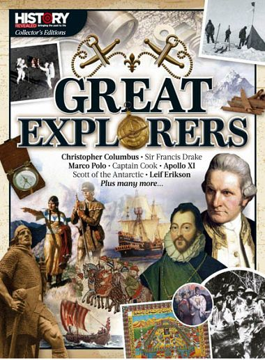 History Revealed Collector's- Great Explorers (2018)
