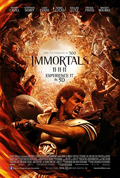 Immortals 2011 720p BluRay H264 AAC-RARBG