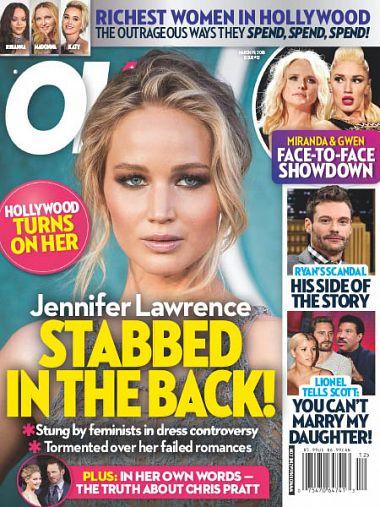 OK! Magazine USA – March 19, 2018