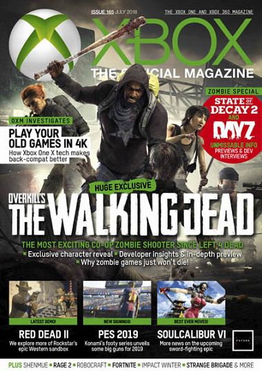 Xbox: The Official Magazine UK – July 2018