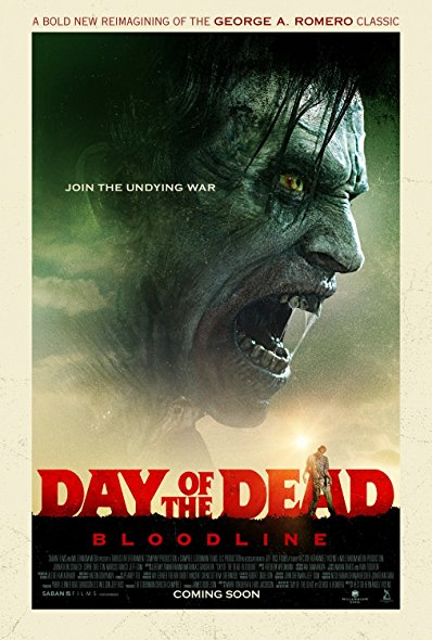 Day of the Dead Bloodline 2018 480p x264-mSD