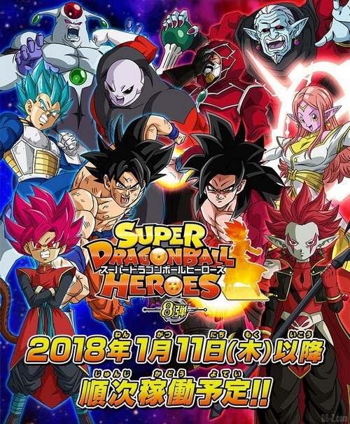 Super DragonBall Heroes - SeriaL [2018/HD/MP4]  Lektor PL