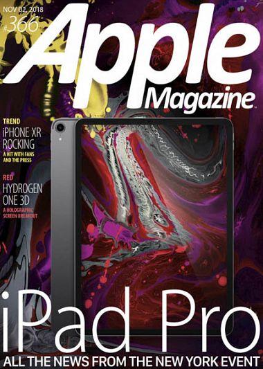 AppleMagazine – November 02, 2018