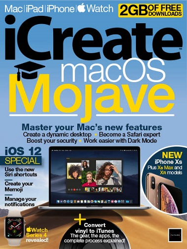 iCreate UK – Issue 191 2018