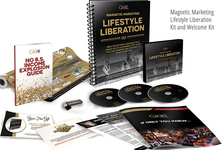 GKIC Lifestyle Liberation Kit