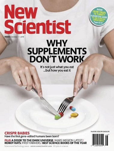 New Scientist – December 01, 2018