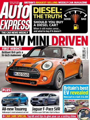 Auto Express – 28 March 2018