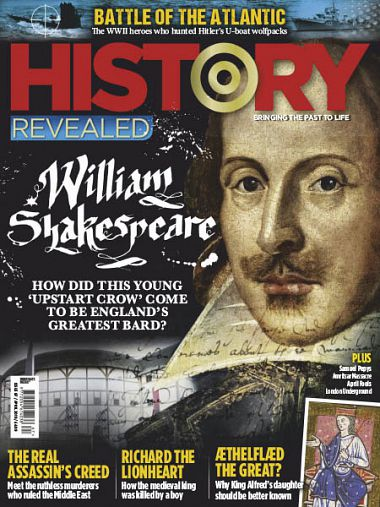 History Revealed – April 2019