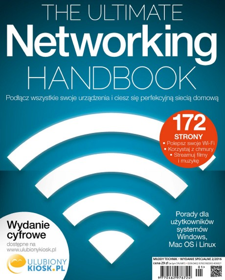The Ultimate Networking Handbook  Polska 2016