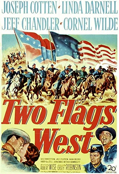 Two Flags West 1950 720p BluRay x264-x0r