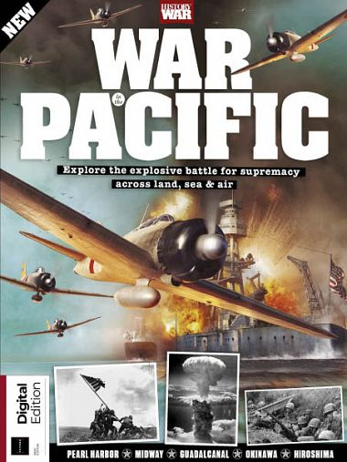 History of War – War in the Pacific 2018