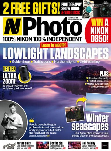 N-Photo UK – March 2018