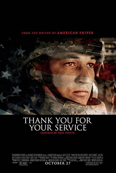 Thank You for Your Service 2017 BRRip XviD AC3-EVO