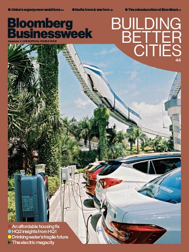 Bloomberg Businessweek USA – September 03, 2018