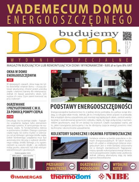 Vademecum Domu Energooszczędnego 2015 - Budujemy Dom