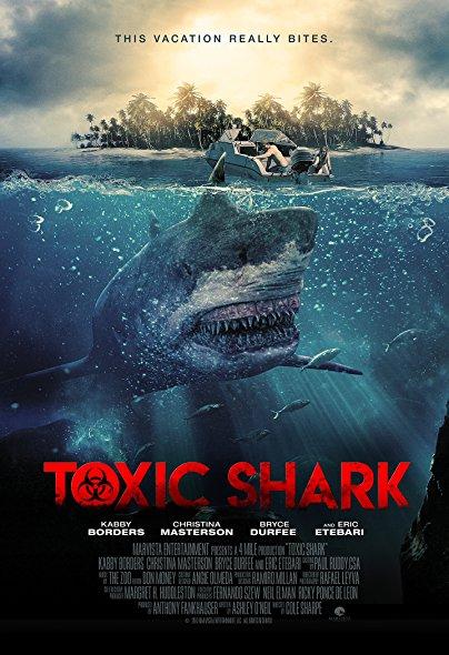 Toxic Shark 2017 HDRip XviD AC3-EVO