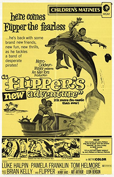 Flippers New Adventure 1964 Dvdrip X264-Phase