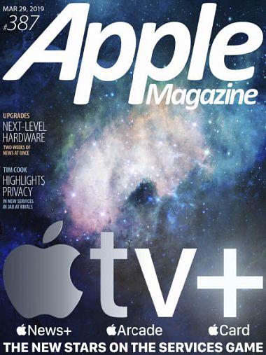 AppleMagazine – March 29, 2019