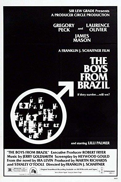 Boys from Brazil 1978 720p BluRay Flac2 0 x264-SbR