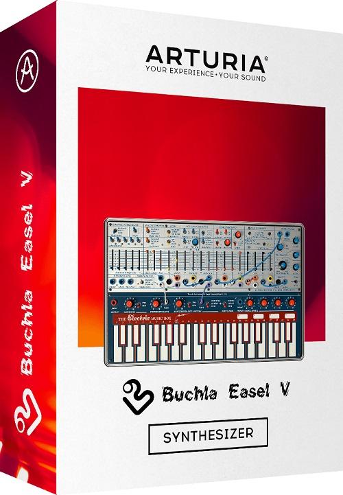 Arturia Buchla Easel V v1.0.2.1183 CE-V.R